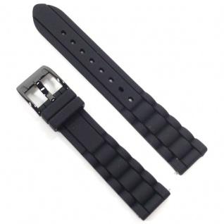 Fossil Uhrband LB-CE1036 Original CE 1036 Kautschuckband 18 mm