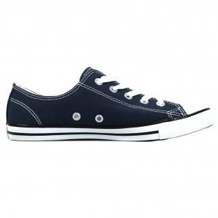 Converse Damen Schuhe CT Dainty Ox Blau Sneakers Größe 37