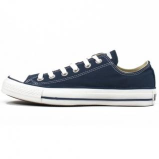 Converse Damen Schuhe Chucks All Star Blau Sneakers Dunkelblau Gr. 37