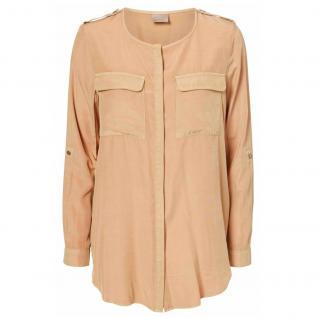 Vero Moda Damenbluse Bluse Langarm COBRA LS Shirt Rosa Gr. XL