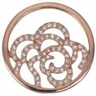 Quoins QMOA-18S-R Münze Platte Jewelz small rose