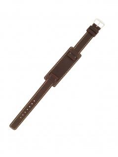 Fossil Uhrband LB-ES9827 Original Lederband für ES 9827