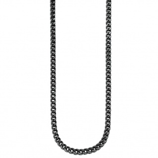 s.Oliver 2015065 Herren Kette Edelstahl Silber 50 cm