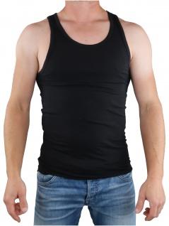Calvin Klein Herren T-Shirt Ärmellos 2er Pack Tank NB1099A Schwarz L