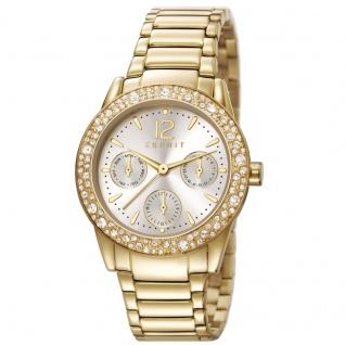 Esprit ES107152003 elsie gold Uhr vergoldet Datum gold