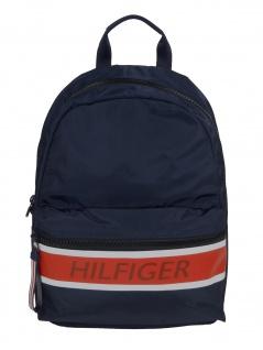 Tommy Hilfiger Rucksack Tommy Backpack 25L Blau AM0AM05219-CJM