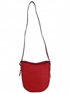 Esprit Damen Handtasche Tasche Schultertasche Colby M Shoulderbag Rot