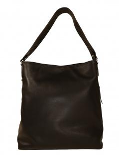 Esprit Damen Handtasche Tasche Debby Hobo Schwarz 050EA1O313-001