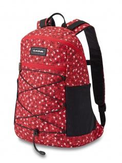 Dakine Rucksack Schulrucksack Wonder Pack 18L Rot 10002629 Crimsonrose