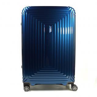 Samsonite 65756-1541 Neopulse Spinner 81cm Metallic Blau Trolley 124 L