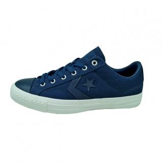 Converse Herren Schuhe Star Player OX Blau 41, 5 Sneaker Chucks 157759C