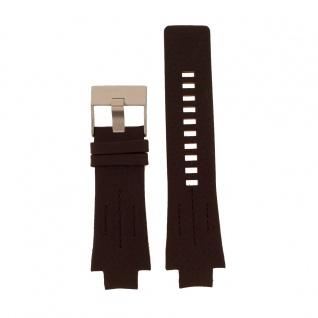 Diesel Uhrband LB-DZ4128 Original Lederband für DZ 4128