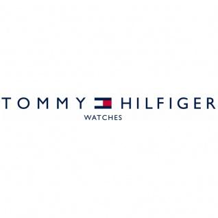 Tommy Hilfiger 1791338 James Uhr Herrenuhr Lederarmband Braun - Vorschau 3