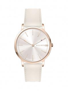 Tommy Hilfiger 1781936 PIPPA Uhr Damenuhr Lederarmband Rosa