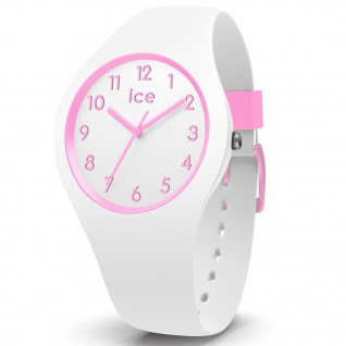 Ice-Watch 014426 Ice ola Kids Candy white small Uhr Kinderuhr Weiß