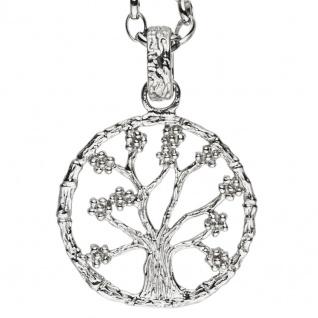 Julie Julsen® Damen Anhänger Lebensbaum Baum des Lebens