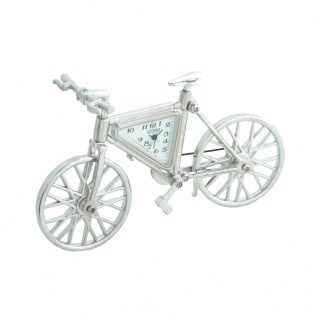Cosmo 015004 Tischuhr Fahrrad Uhr Tischuhren Modell Uhren