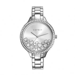 Esprit ES109592001 ESPRIT-TP10959 SILVER TONE Uhr Damenuhr Silber