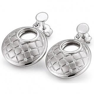 Basic Silber 01.EX414 Damen Ohrstecker Silber