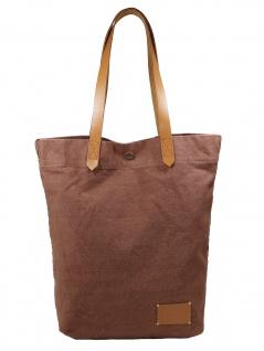 Esprit Damen Handtasche Tasche Henkeltasche Daryl Shopper Violett