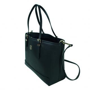 Tommy Hilfiger HONEY Med Tote Schwarz AW0AW04547-002 Handtasche Tasche - Vorschau 2