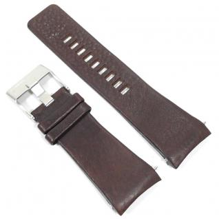 Diesel Uhrband LB-DZ1317 Original Lederband DZ 1317