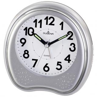 DUGENA 4460597 Wecker Alarm Analog silber