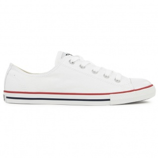 Converse Damen Schuhe CT Dainty Ox Weiß 537204C Sneakers Chucks Gr. 37