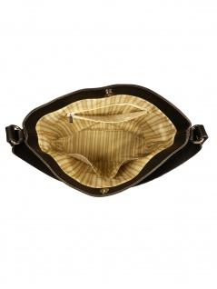 Esprit Damen Handtasche Tasche Debby Hobo Schwarz 050EA1O313-001 - Vorschau 2