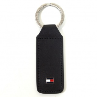 Tommy Hilfiger AM0AM01991-002 Eton Keyfob Schwarz Schlüsselanhänger