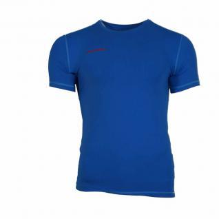 Mammut Herren Funktions T-Shirt Kurzarm Splide T-Shirt Blau Gr. S
