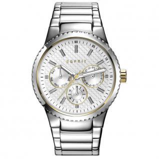 Esprit ES108642001 esprit-tp10864 silver Uhr Damenuhr Datum silber