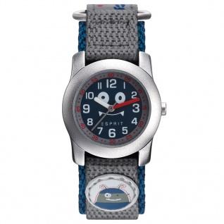 Esprit ES906664007 ESPRIT-TP90666 GREY MONSTER Uhr Junge Grau