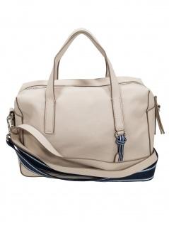 Esprit Damen Handtasche Tasche Ally City Bag Beige 010EA1O312-055
