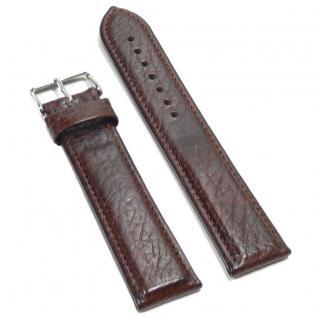 Condor Uhrenband 191864-24-20 Ersatzarmband 24 mm Überlang braun XL
