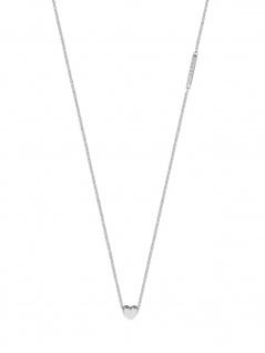 Esprit ESNL00711140 Damen Collier Herz Dulcet Silber 43 cm
