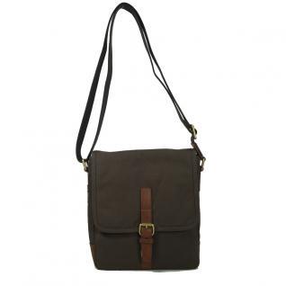 Fossil Davis City Bag Braun Herren Umhängetasche Schultertasche Tasche