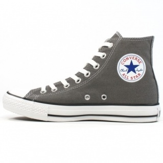 Converse Damen Schuhe All Star Hi Grau 1J793C Sneakers Chucks Gr. 36