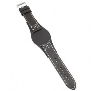 Fossil Uhrband LB-CH2599 Original CH 2599 Lederband 22 mm