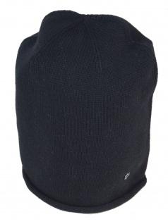 Esprit Damen Hüte Mütze Beanie Cotton Beanie OneSize Schwarz