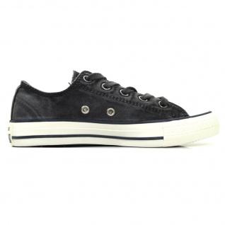 Converse Damen Schuhe CT Ox Grau-Schwarz 147015C Sneakers Gr. 36