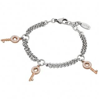 LOTUS LS1531-2-3 Damen Armband Schlüssel rosé