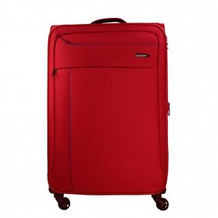 Travelite Solaris 4 Rollen Rot 77 cm Trolley 102 L Koffer 88149-10