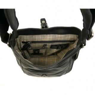 Fossil Decker Schwarz MBG1164-001 Umhängetasche, Messenger Bag Leder - Vorschau 2