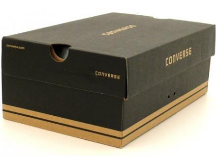 Converse Damen Sneakers All Star Ox Schwarz M9166C Größe 42, 5