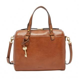 Fossil RACHEL Satchel Braun ZB7256-200 Leder Handtasche Tasche