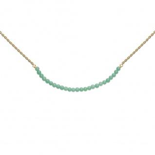heart to get N245SGA15G Damen Collier Show your true colors gold 43 cm