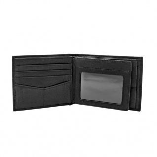 Fossil Geldbörse IMGRAM bifold RFID Schwarz ML3781-001 Geldbeutel - Vorschau 2