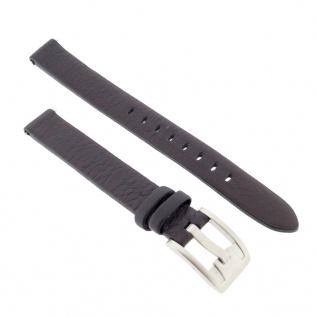 Fossil Uhrband LB-ES2324 Original Lederband schwarz