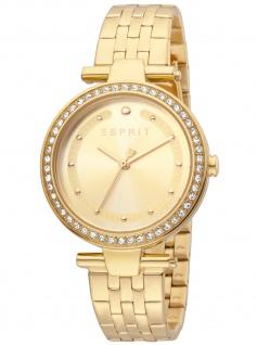 Esprit ES1L153M0065 Fine Champagne Gold MB Uhr Damenuhr Edelstahl gold